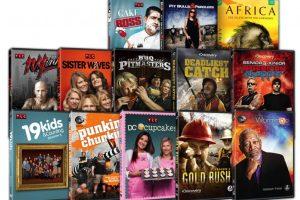 DVD samples