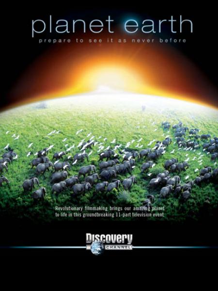 Planet Earth DSC