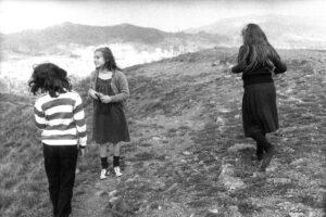 Friends on Barcelona hilltop_LR