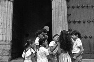 Street scene, Salamanca